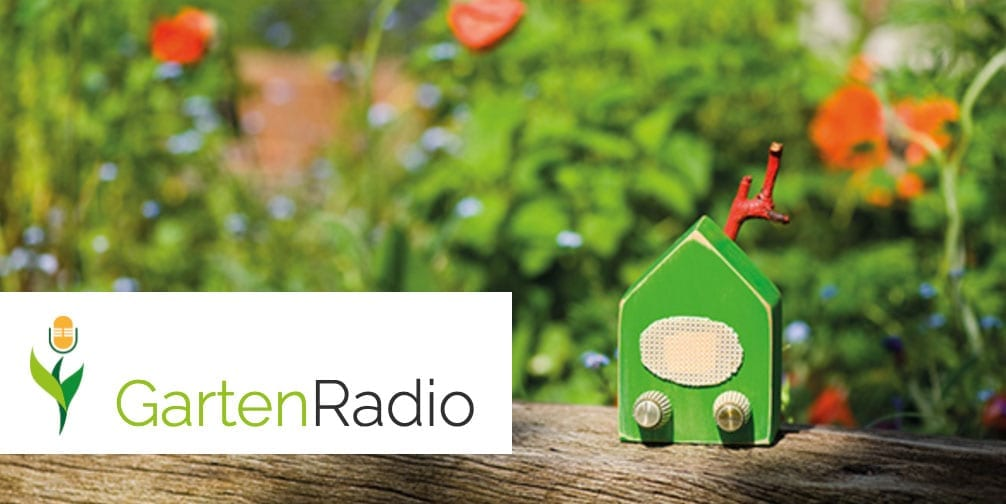 Logo des Garten Radios
