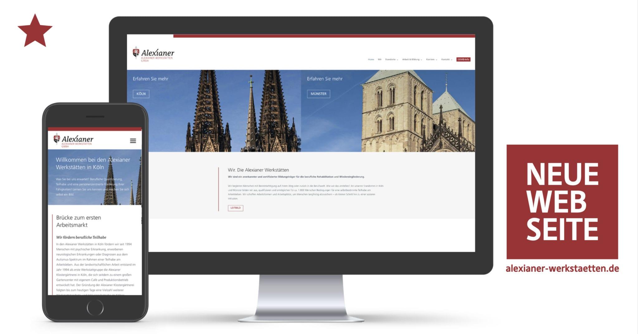 Büro des JobKompass Köln