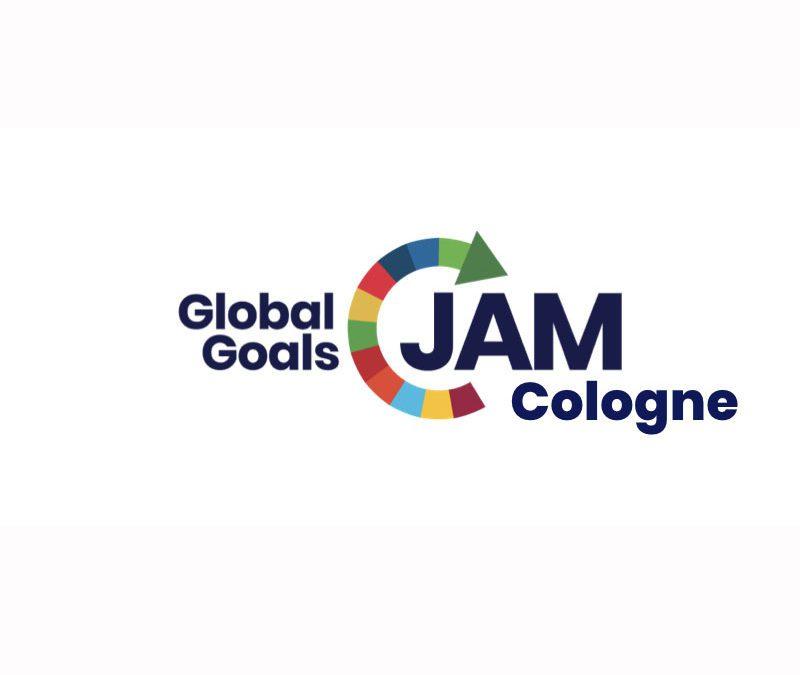 Nachhaltigkeit, soziale Gerechtigkeit und Inklusion: Alexianer Werkstätten sind Partner des Global Goals Jam Cologne 2021