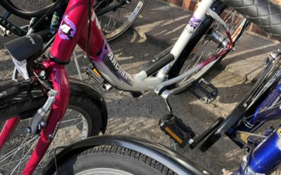 Gebrauchte Fahrräder zum Verkauf