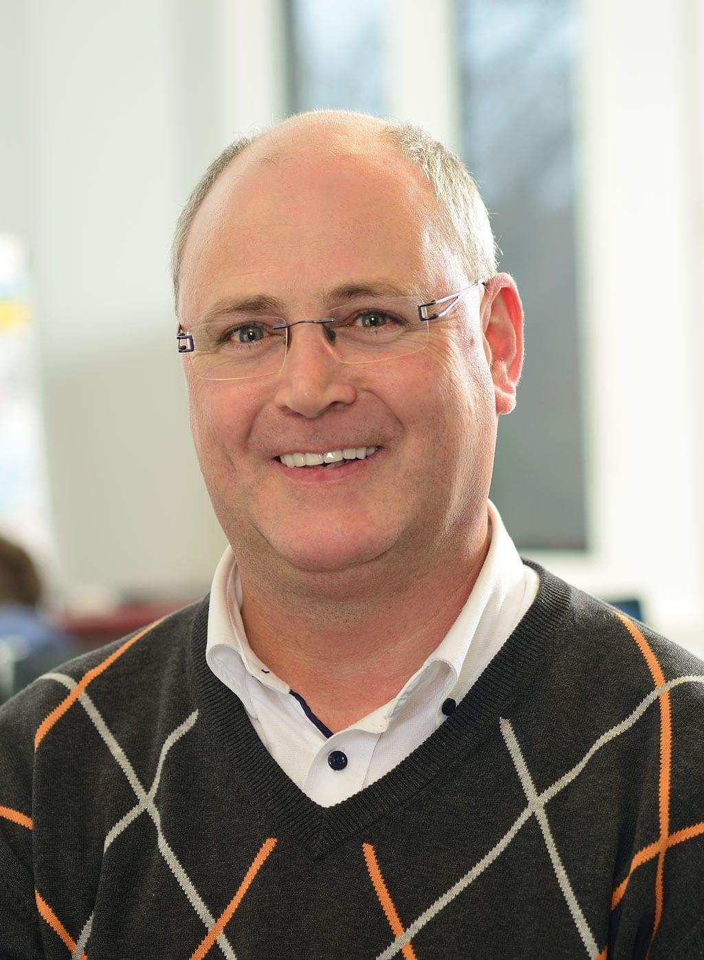 Portrait von Andreas Rohde