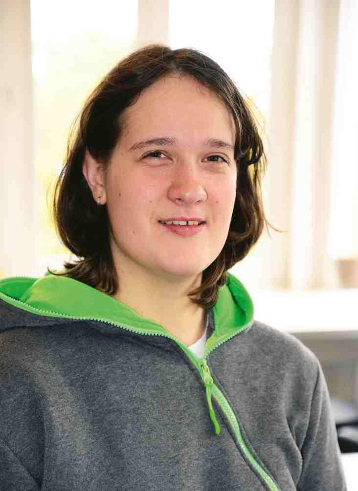 Portrait von Denise Schrader