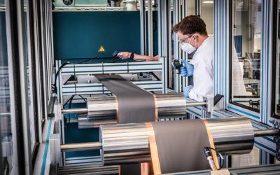 Forschungsfertigung Batteriezelle startet Forschungsbetrieb in Münster
