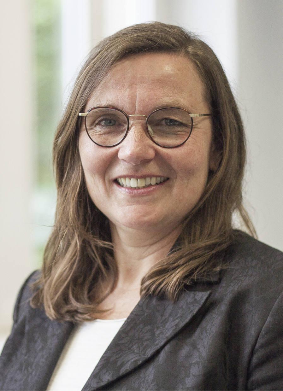 Portrait von Anke Hagemann